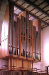 Bild der Seifert-Orgel